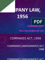 COMPANY (AMENDMENT) ACT, 2013