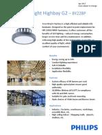 SmartBright Highbay G2 Datasheet