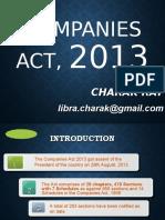 COMPANY ACT, 2013