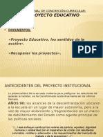 ASPECTOS_RELEVANTES_DE_LOS_DOC_P_E_Y_RECUPERAR_LOS_PROYECTOS.pptx