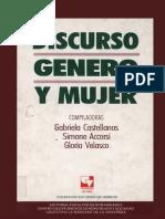 Discurso, Género  y Mujer - Leer desarrollo del concepto de género en la teoría feminista.pdf