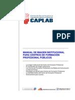 Manual de Imagen Institucional para Centros de Formación Profesional Públicos