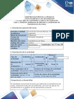 Guía de actividades y rúbrica de evaluación -Fase 1 - Principios básicos de transferencia