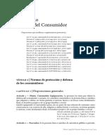 Ley 24.240 Defensa del Consumidor (con modificaciones a 2016)