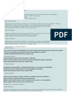 INDICADORES  DE SOCIALES GRADO 6