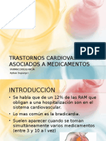 TRASTORNOS CARDIOVASCULARES ASOCIADOS A MEDICAMENTOS.pptx