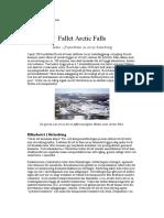 Fallet Arctic Falls