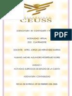 Catalago de Cuentas y Asientos Contables.