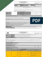 proyecto formativo sistemas agropecuarios ecologicos - 2020