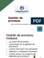 Curso Gestión de procesos clase 1-2