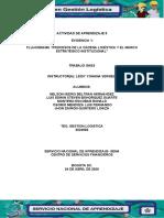 Evidencia 1 Flujograma Procesos de la cadena logística y el marco.-1.docx