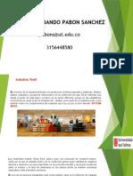 CLASE 1. ANALISIS Y EVOLUCION DEL SECTOR TEXTIL..pptx