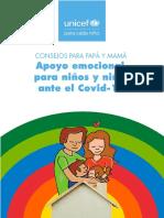Consejos de salud mental para niñas y niños