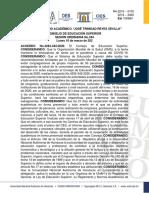 ACUERDO No.4283  DE SESION DEL CES No.344 REVISADO