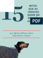 15 MITOS QUE OS DONOS DIZEM EM RELAÇÃO AOS SEUS CÃES 2