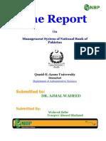 Organization of NBP_ G9 Branch_ Islamabad
