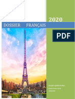 DOSSIER DE FRANCES