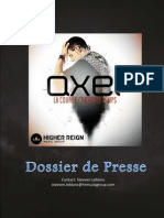 Axel - Dossier de Presse