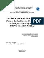 Estudo de um Novo Conceito de coluna de destilação - integração interna de calor LeonPulido_Jeffrey_M