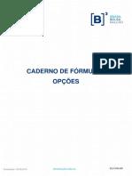 Caderno de Formulas - Opcoes.pdf