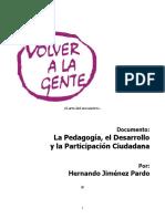 LA PEDAGOGIA Y EL DESARROLLO SOCIAL Y LA PARTICIPACION CIUDADANA.docx