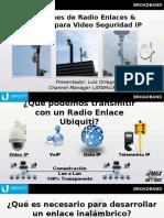 Radios Enlaces & Switch para Video IP(2019).pptx