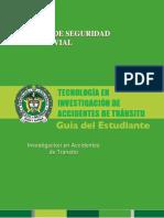 GUIA TIAT 2019 INVESTIGACIÓN DE ACCIDENTES DE TRANSITO