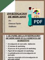 Investigación de mercados color - Kinnear.ppt