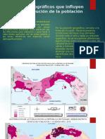 Factores geográficos que influyen en la distribución de