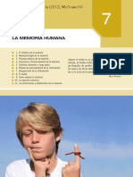 La memoria humana (García)