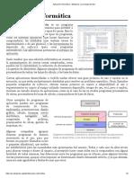 Aplicación informática - Wikipedia, la enciclopedia libre.pdf