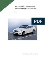Modelado coche