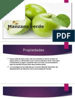 Manzana verde presentacion jaz