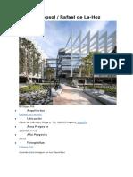 Campus Repsol informacion