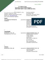 ACE AMERICAN INSURANCE COMPANY v. GILL Docket