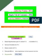 7- IVA e INC Ley 201019