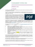 Fleet Section 2 - Principal Responsibilities