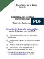 Ultima Unidad Desarrollo Sustentable