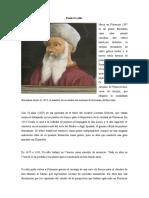 Paolo Uccello biografia