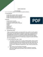 edu 347 science lesson plan