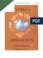 1996 - Echegaray - Utopía y Liberación