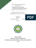 Laporan Percobaan 3 Organik _ Nadia Maharani Chadiza _ 1187040041