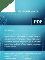 Preventive maintenance.pptx