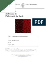 La philosohpie de la religion (Maesschalck, Marc)