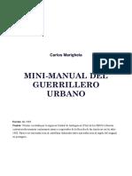 Marighela - Minimanual del guerrillero urban0
