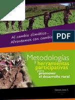 Metodologias participativas. German Jarro