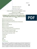 Derecho del Bienestar Familiar [CONPES_DNP_0147_2012]