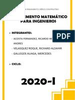 complemento de matemáticas