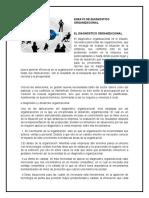 ENSAYO DE DIAGNOSTICO ORGANIZACIONAL OLIVER 4.docx