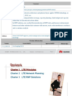 LTE Network Planning_Huawei Technologies